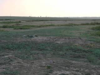 Следы археологических раскопок