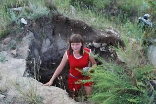 Исследуем яму