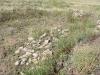 каменная насыпь у северо-восточного склона