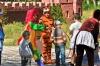 День города Орска. Парк Железнодорожников. 25 августа 2012 года
