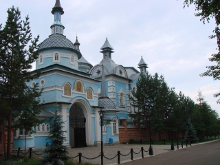 Саракташ. Свято-Троицкая Обитель Милосердия