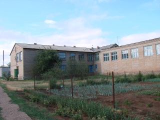 Школа в Комиссарово