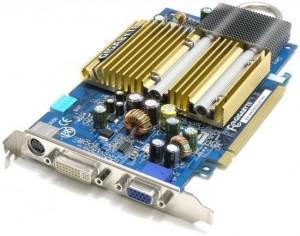 GigaByte GeForce 7600GS PCI-E 512 Mb