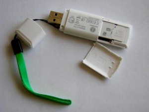 3G модем E1750