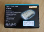 ST-Lab U390 ADAPTER USB TO SATAII/IDE w/power