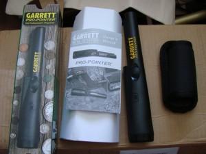 Garrett Pro Pointer