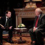 Горбачёву дали орден