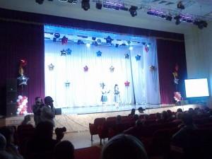 ОренИнфо-2011. День 1. Открытие