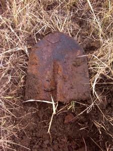 Найденая лопата