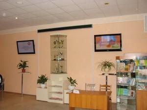 ОренИнфо-2011. День 1. Холл дворца имени Поляничко