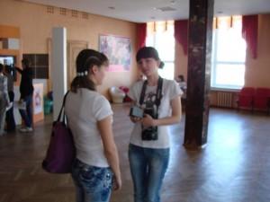 ОренИнфо-2011. День 1. Интервью
