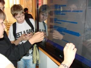 ОренИнфо-2011. День 1. Сенсорные панели