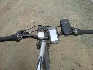 Руль моего велосипеда