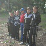 Двухдневный шлюпочный поход по Уралу. День второй