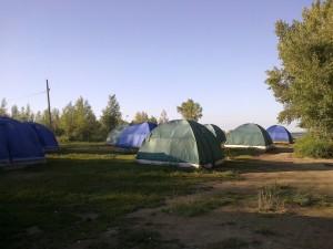 Спортивно-оздоровительный лагерь Солнечный плёс