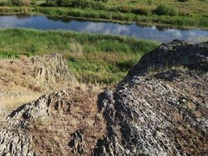Возможный путь ручья