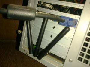Wi-Fi-адаптер TRENDnet TEW-623PI