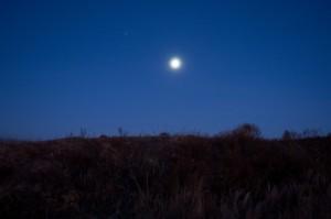 Рассвет над Оренбуржьем