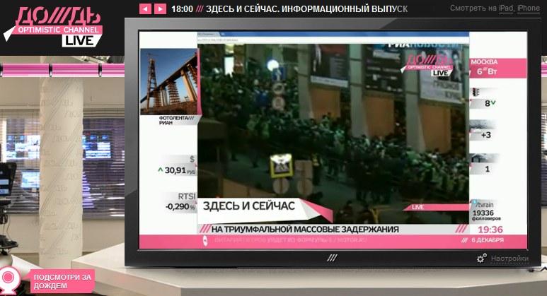 События в Москве