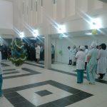 Открытие больницы