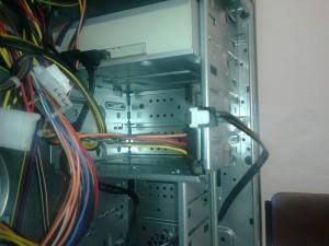 Монтаж SSD