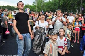 Праздник Советского района. Часть 2