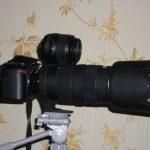 Мой монстрик – объектив Nikon 80-200mm f/2.8 ED AF-S Zoom-Nikkor
