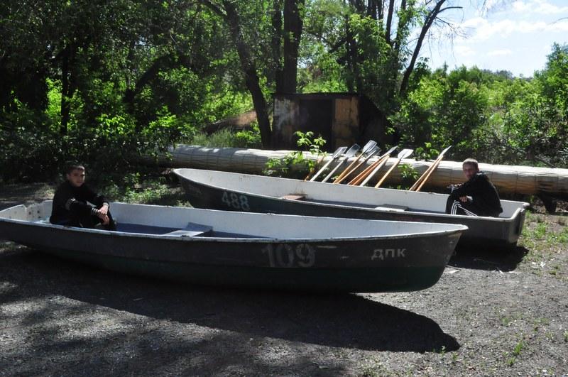 И лодки те звались…