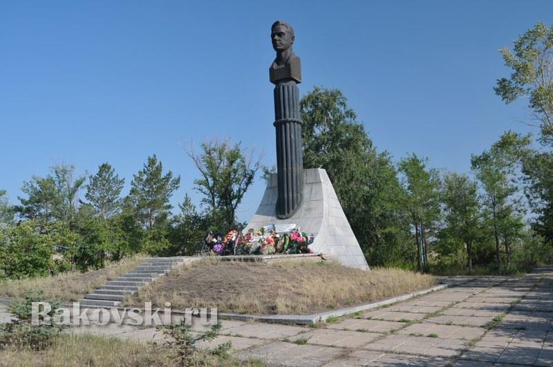 Памятник комарову лфз девочка с тазиком