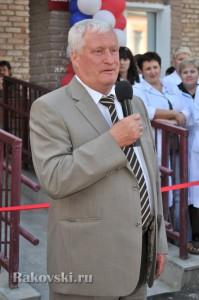 Открытие детской поликлиники в День города Орска