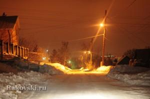 Ночной Орск