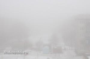 Шестой в тумане
