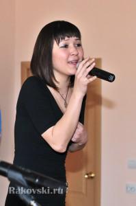 Юные вокалисты