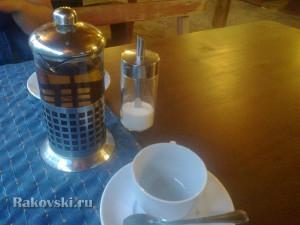 Кафе «Гардемарин» в Орске