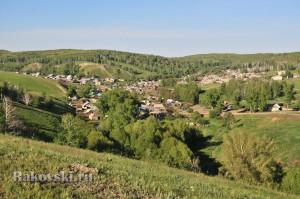 Деревня Верхненазаргулово Кувандыкского района