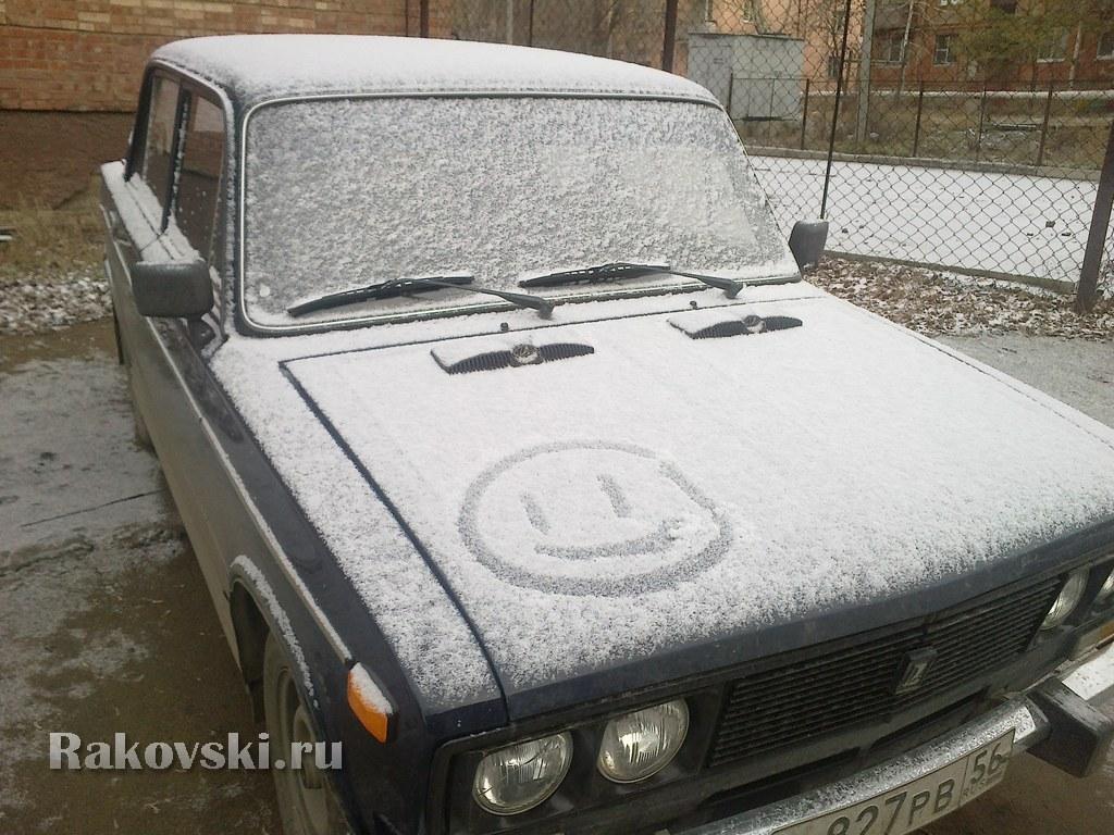 Мягкая поступь зимы