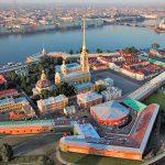 Посещение Санкт-Петербурга