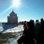 Поездка к мемориалу Есет батыра. Эпилог