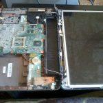 Препарирование ноутбука