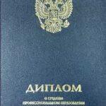 Диплом в Москве