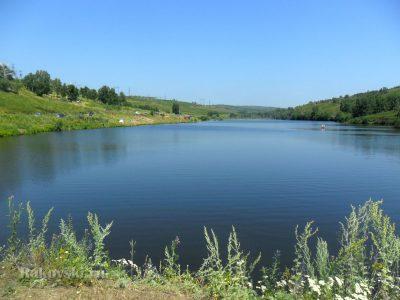 Саринский пруд