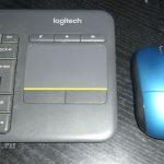Мышка через клаву