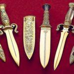 Удивительные и необычные виды холодного оружия